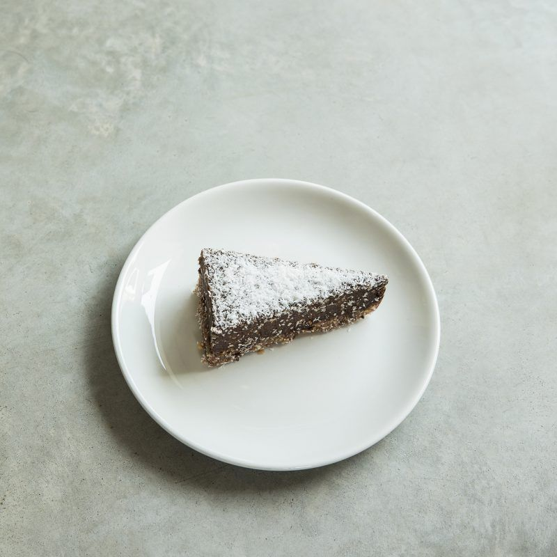 cake rijst noten kaneel