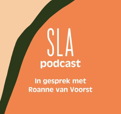 SLA Talks x Roanne van Voorst